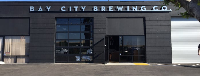 Bay City Brewing Co. is one of San Diego Breweries.