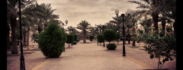 Alwaha Garden is one of Gespeicherte Orte von Queen.