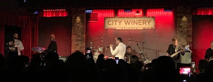 City Winery Atlanta is one of Atlanta.