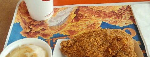 Popeyes Louisiana Kitchen is one of Eats.