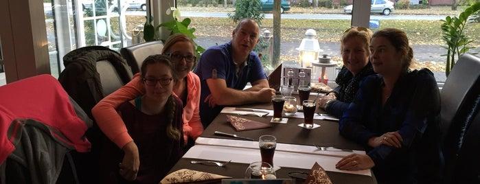 Restaurant Split Gronau is one of Posti che sono piaciuti a Nathalie.