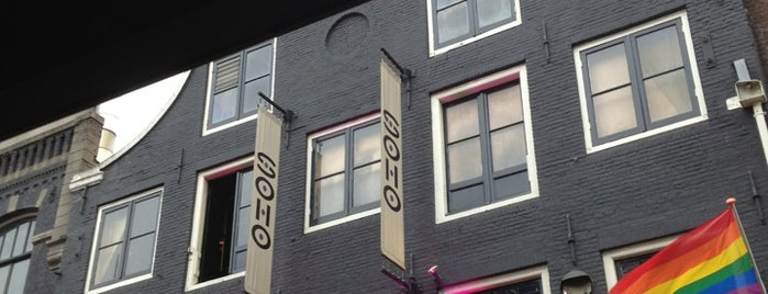 Taboo is one of Amsterdam  gay.