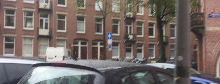 Tramhalte jan van galen/adm de ruijter is one of Alle tramhaltes van Amsterdam.
