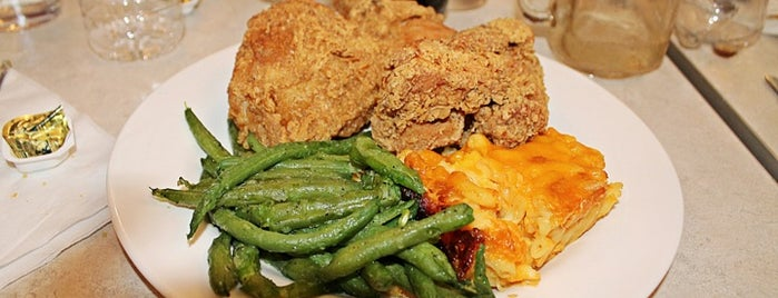 Miss Mamie's Spoonbread Too is one of Manhattan To-Do's (Above 34th Street).