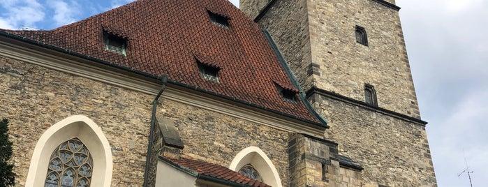 Kostel sv. Jindřicha a sv. Kunhuty is one of Денис 님이 좋아한 장소.
