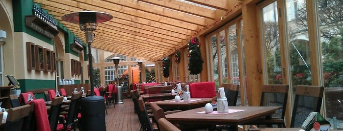 Restaurace Hybernia is one of Places where I've eaten in CZ (Part 3 of 6).