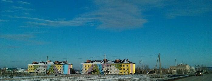 Суходол is one of Города Самарской области.