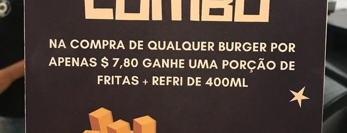 Now Burger is one of São Paulo, Brasil.