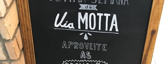Via Motta Gelateria Especial is one of Vou.