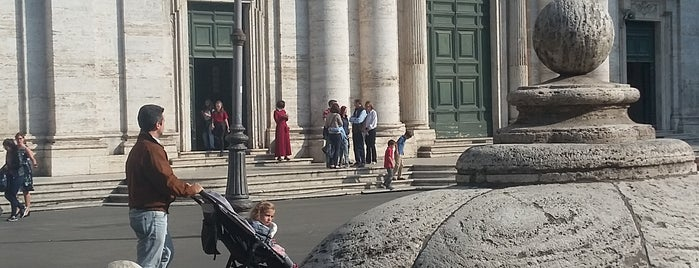 Chiesa Nuova o Santa Maria in Vallicella is one of Rome / Roma.