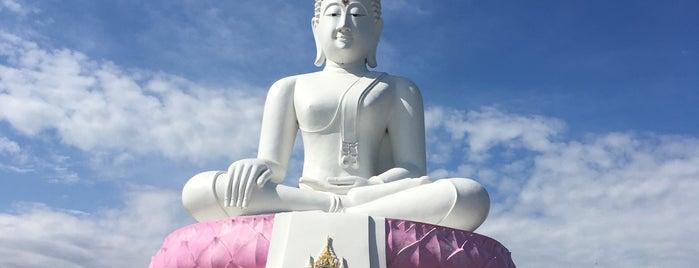 หลวงปู่ใหญ่ป่าสัก พระพุทธรัตนมณีมหาบพิตรชลสิทธิ์มงคลชัย is one of สระบุรี, นครนายก, ปราจีนบุรี, สระแก้ว.
