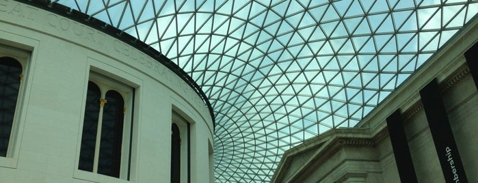 British Museum is one of London 2013.