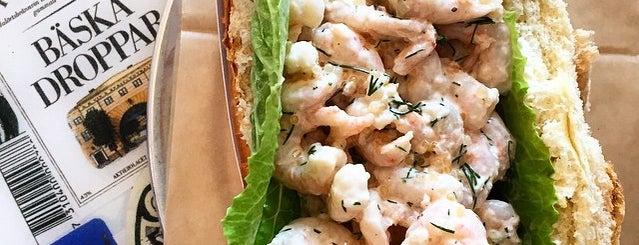 Olsons Scandinavian Delicatessen is one of Chris' LA To-Dine List.