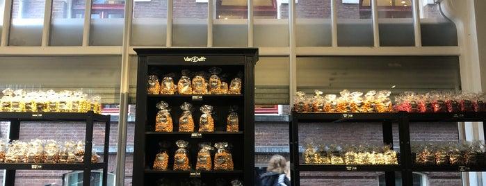 Van Delft De Pepernoten Fabriek is one of Best of Amsterdam.