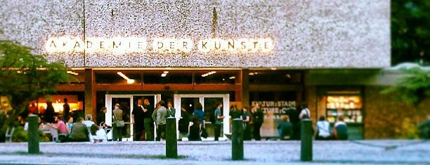 Akademie der Künste | Academy of Arts is one of Berlinale.