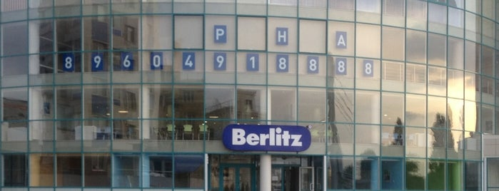 Berlitz is one of Orte, die Юрий gefallen.