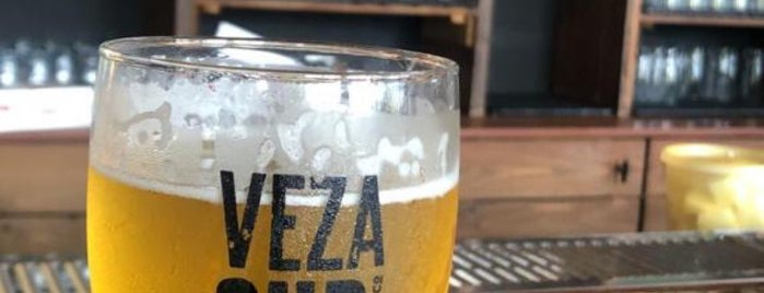 Veza Sur Brewing Co. is one of Miami to-do.