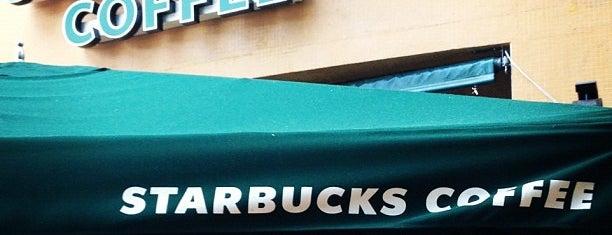 Starbucks is one of Melhores do Rio-Restaurantes, barzinhos e botecos!.