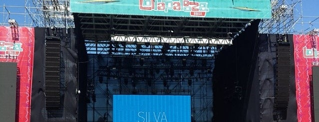 Lollapalooza 2014 is one of Lazer.