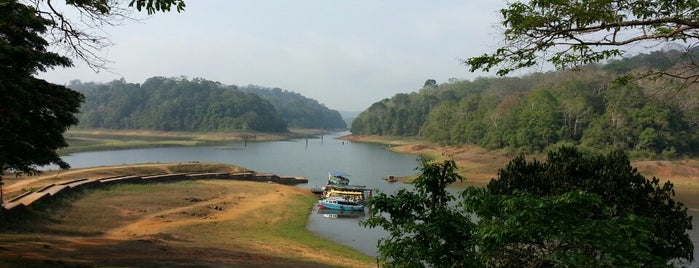 Periyar Tiger Reserve is one of Incredible India.