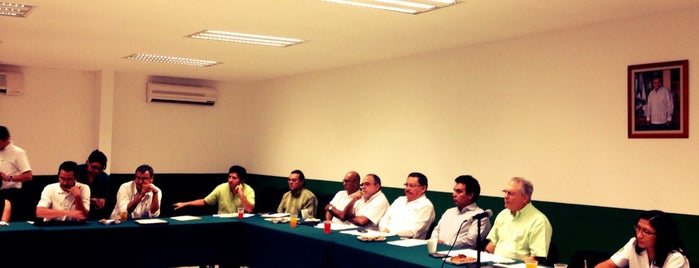 Instituto Yucateco De Emprendores is one of Orte, die Beto gefallen.
