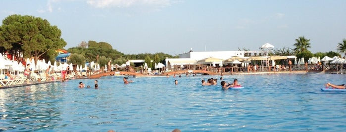 Voyage Main Pool is one of Orte, die BELLA gefallen.