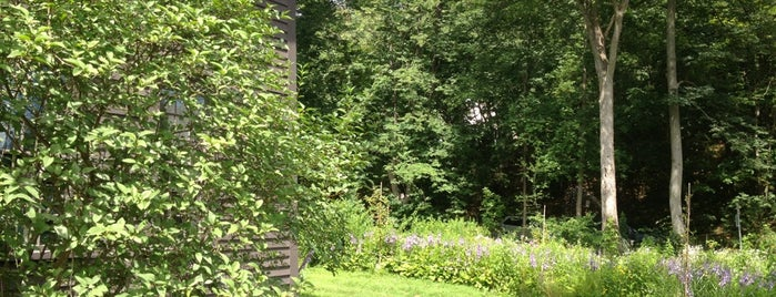 Louisa May Alcott's Orchard House is one of Massachusetts.