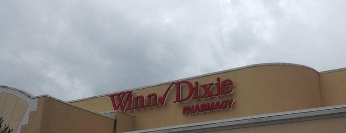 Winn-Dixie is one of Annette'nin Beğendiği Mekanlar.