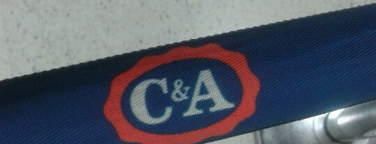 C & A is one of Compras.