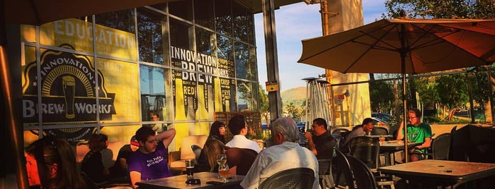 Innovation Brew Works is one of California Breweries 4.