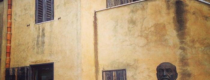 Casa natale di Luigi Pirandello is one of adyglio : понравившиеся места.