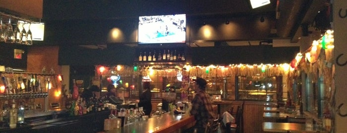 Canyon City Wood Grille & Saloon is one of Tempat yang Disukai Rachel.