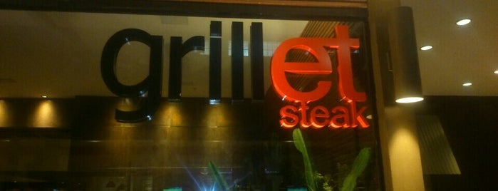 Grillet Steak is one of Restaurantes.