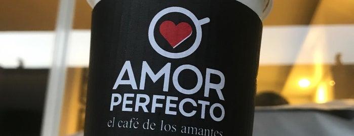 Amor Perfecto is one of Cafeterías de especialidad.
