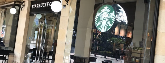 Starbucks is one of Renéさんのお気に入りスポット.