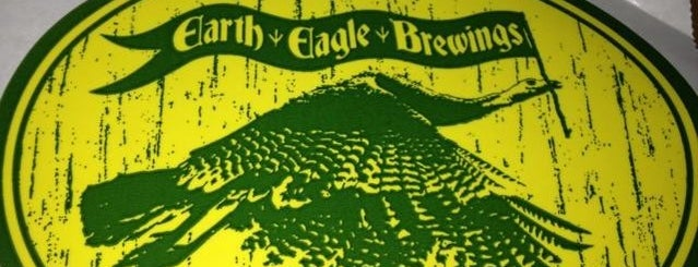 Earth Eagle Brewings is one of Ryan'ın Beğendiği Mekanlar.