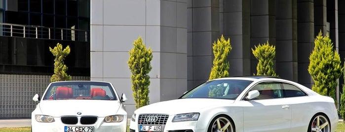 KUP 10 CAR is one of Lieux sauvegardés par 🌟Mehtap🌟.