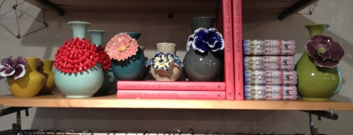 Anthropologie is one of Philly Local.