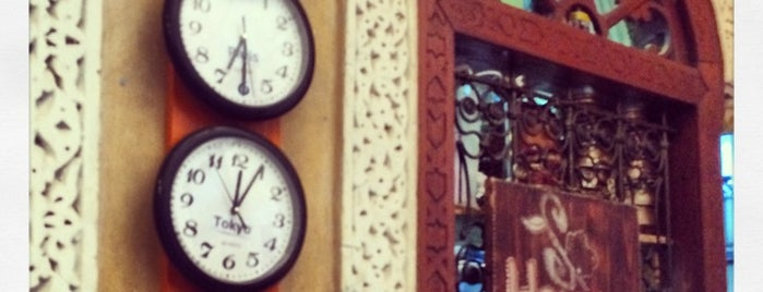 Café Clock is one of Morocco.