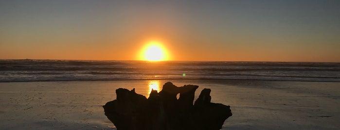 Otaki Beach is one of Nuova Zelanda.