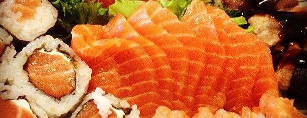 Matsuya is one of Pra comer no findi.
