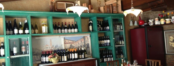 Antica Trattoria Dante is one of Veneto best places.