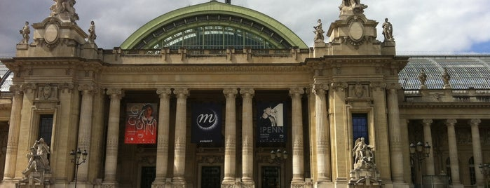 Grand Palais is one of Paris.