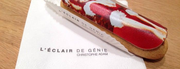 L'Éclair de Génie is one of Bakery in Paris.