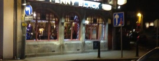 Penny Black is one of Lugares favoritos de Del.