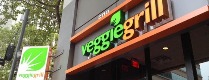 Veggie Grill is one of Vegetarian Restaurants.