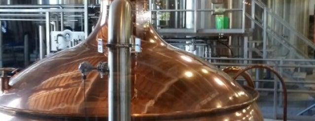 Ballast Point Brewing & Spirits is one of Beer / Ratebeer's Top 100 Brewers [2017].
