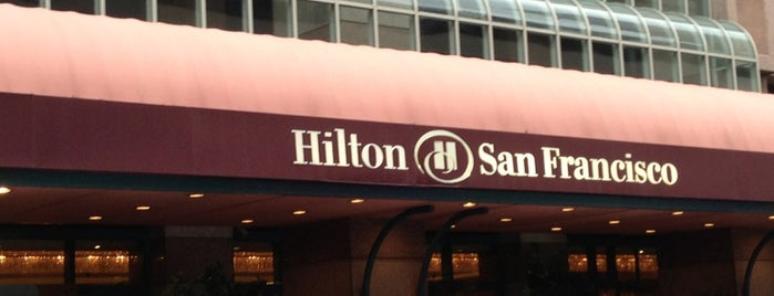 Hilton is one of San Francisco - 2014 trip.