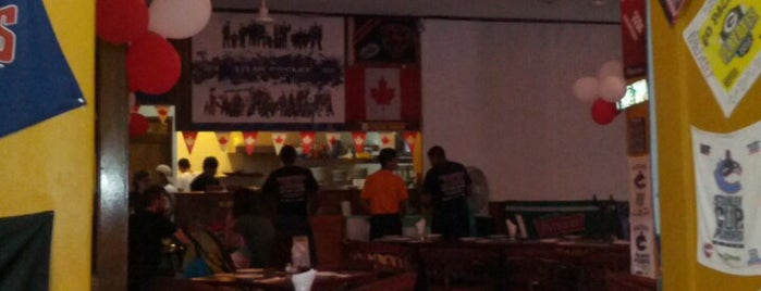 The Generals Sports Bar is one of Ixtapa.