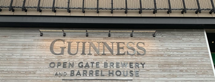 Guinness Open Gate Brewery & Barrel House is one of Maryland Bucket.